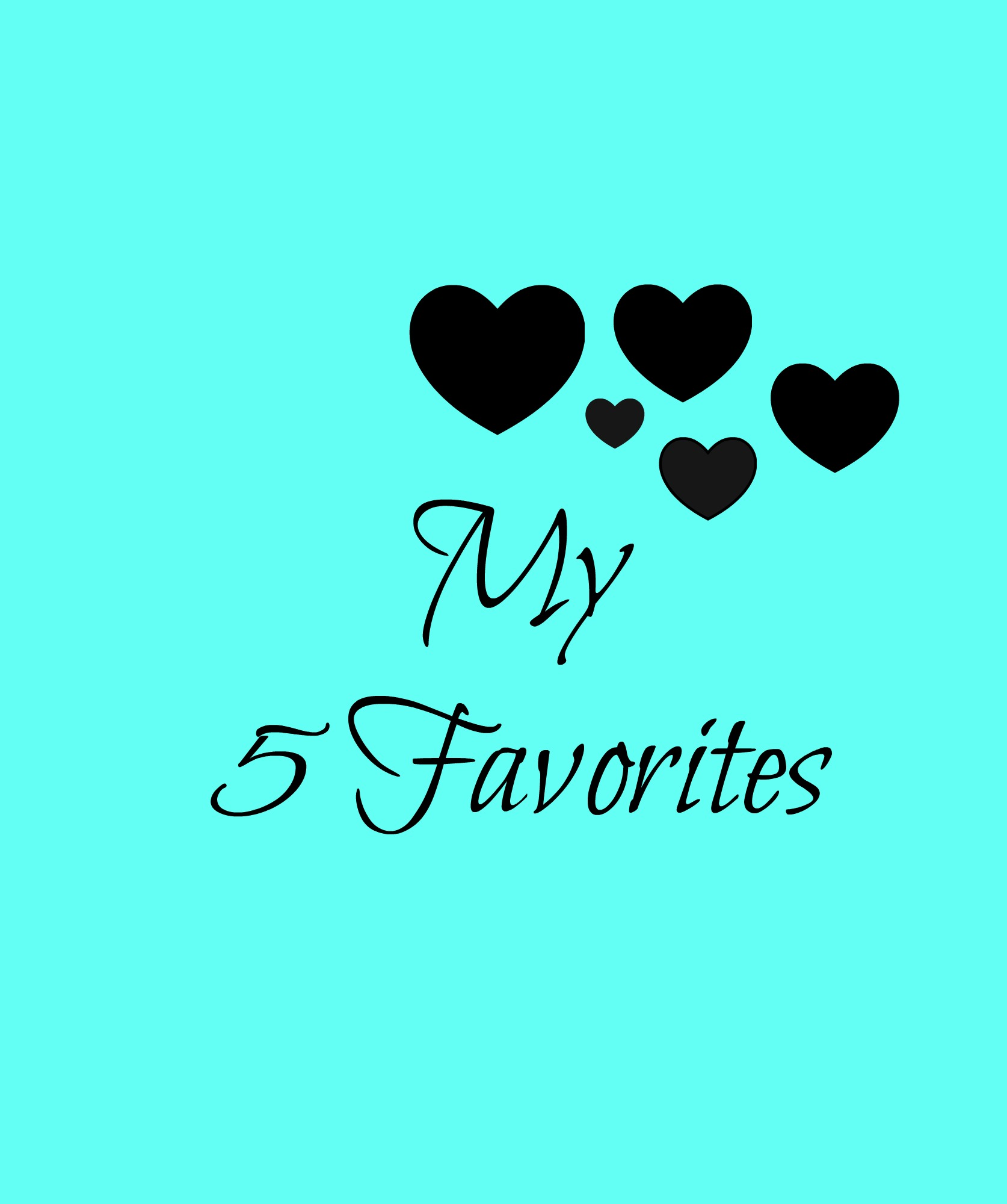 my5favorites