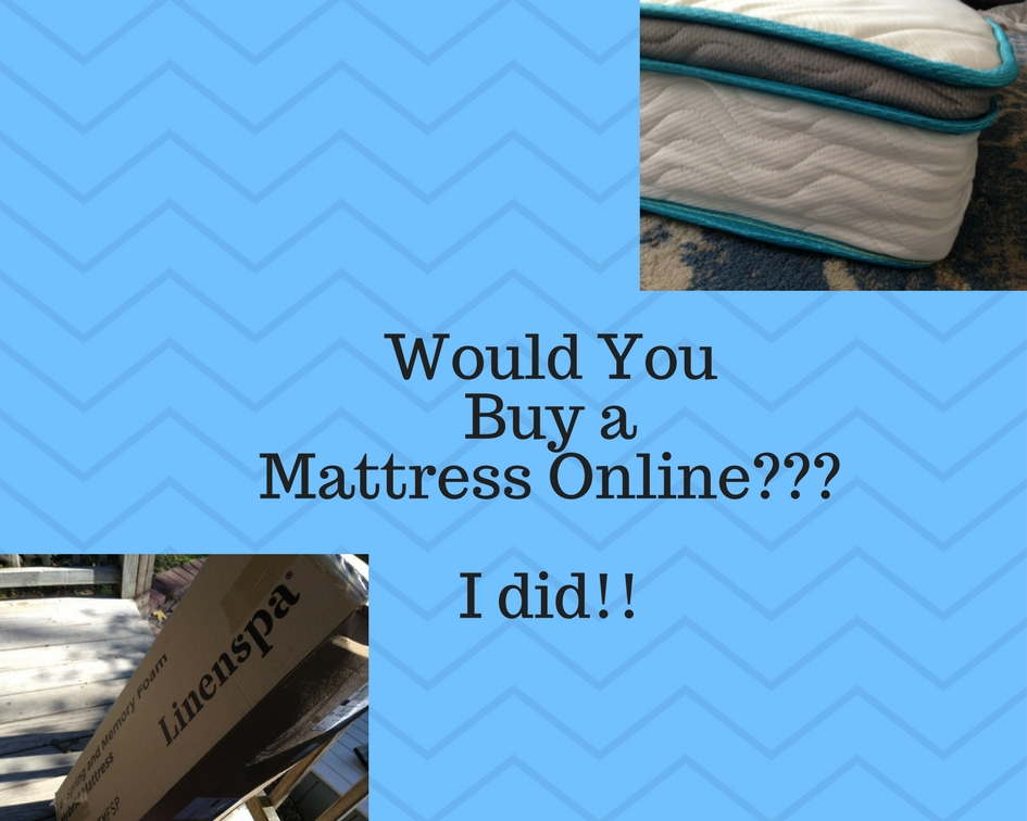 Would You Buy A Mattress Online___I did!!